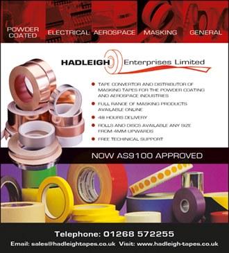 Hadleigh Advert