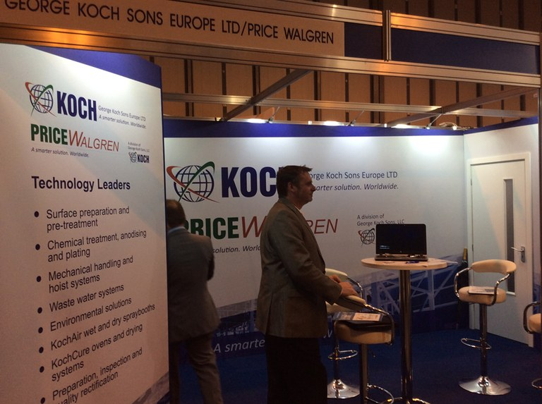 George Koch Sons Europe Ltd