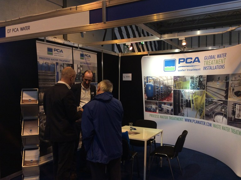 PCA NV Global Water Treatment & Industrial Automation
