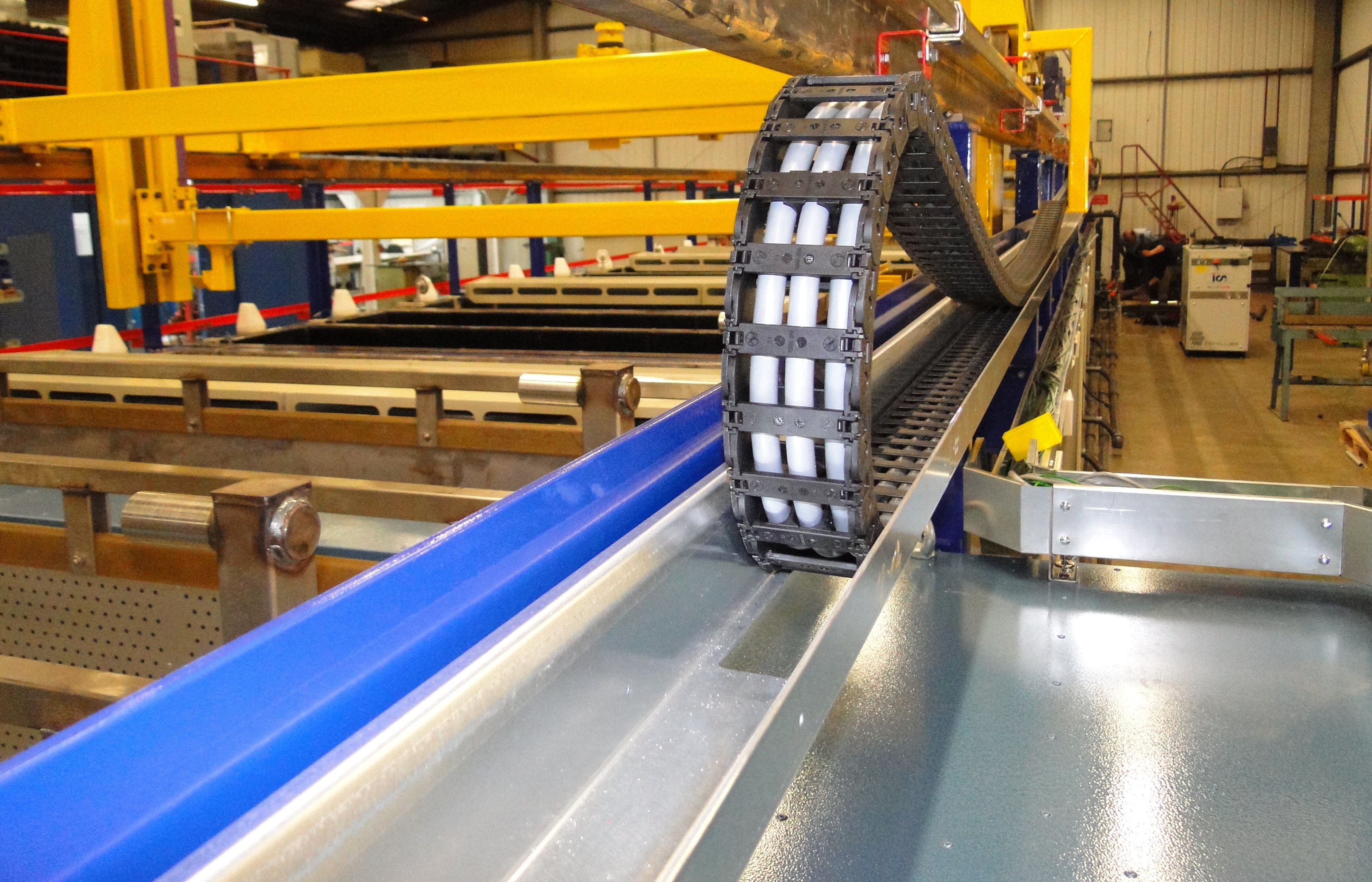 Jacquet Weston Engineering Brings Energy Chain Cable